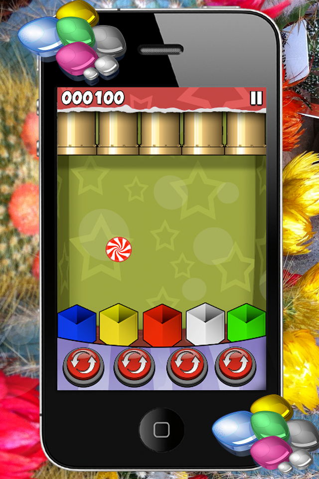 Screenshot Candy Smash